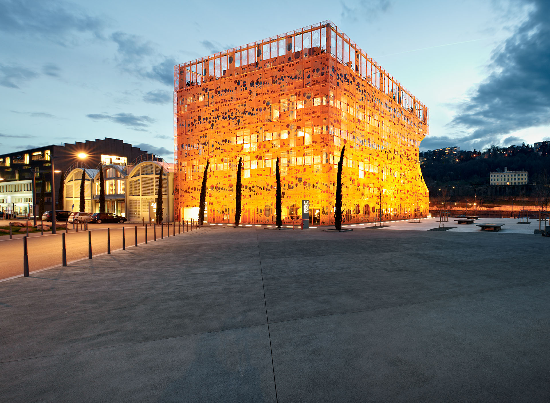 Les Salins du Midi - Architectes Jakob & MacFarlane - 2011
