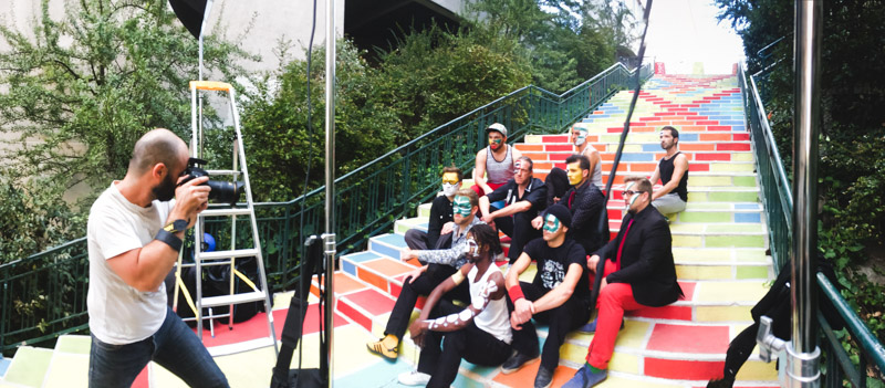 Making Of NMB Afrobeat Experience - Novembre 2016