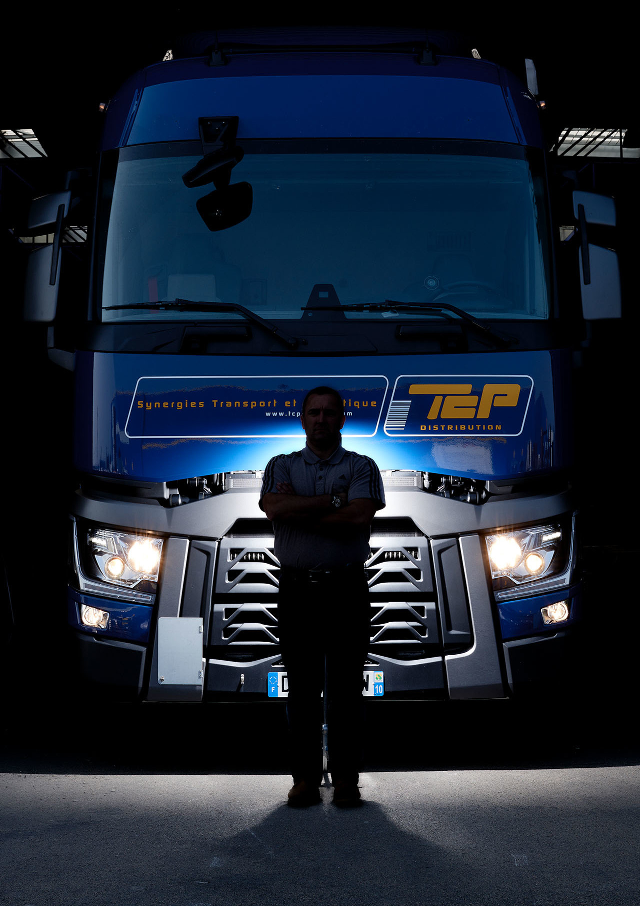Renault Trucks Magazine - Jérôme Vaillant - mars 2015