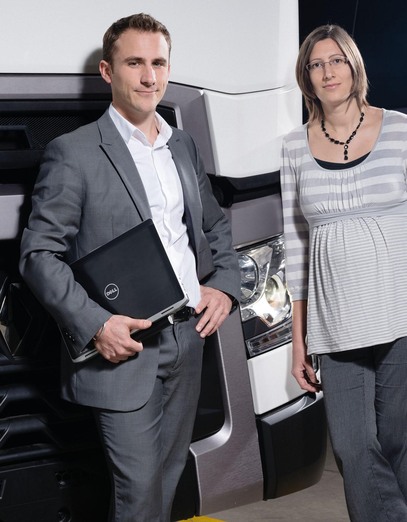 Renault Trucks Magazine - The Project - novembre 2013