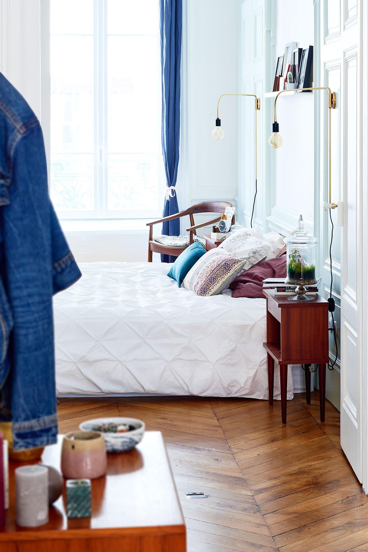 Amazing Architectures - Magali Chrétien & Armelle Thévenot - Appartement F & C - mars 2017
