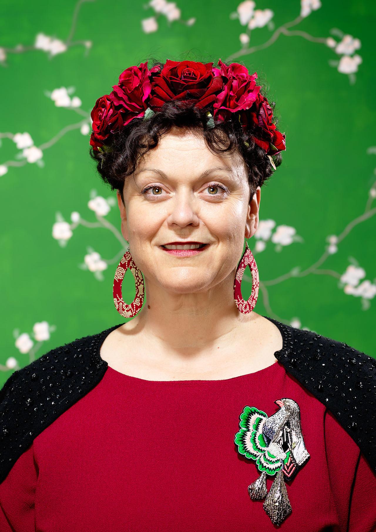 Isabelle Grange En Frida Khalo