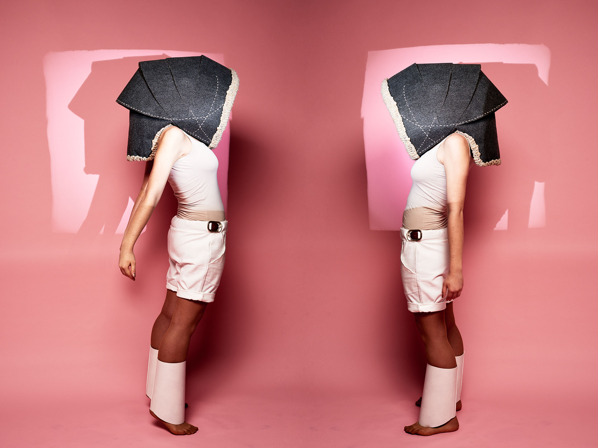 Flora Koel - Shooting création textile - 2014