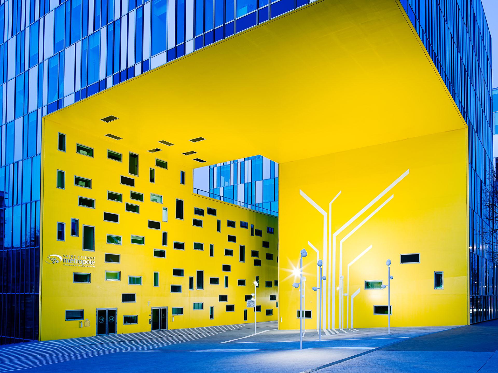 Cité des affaires - Manuelle Gautrand Architecte - 2012