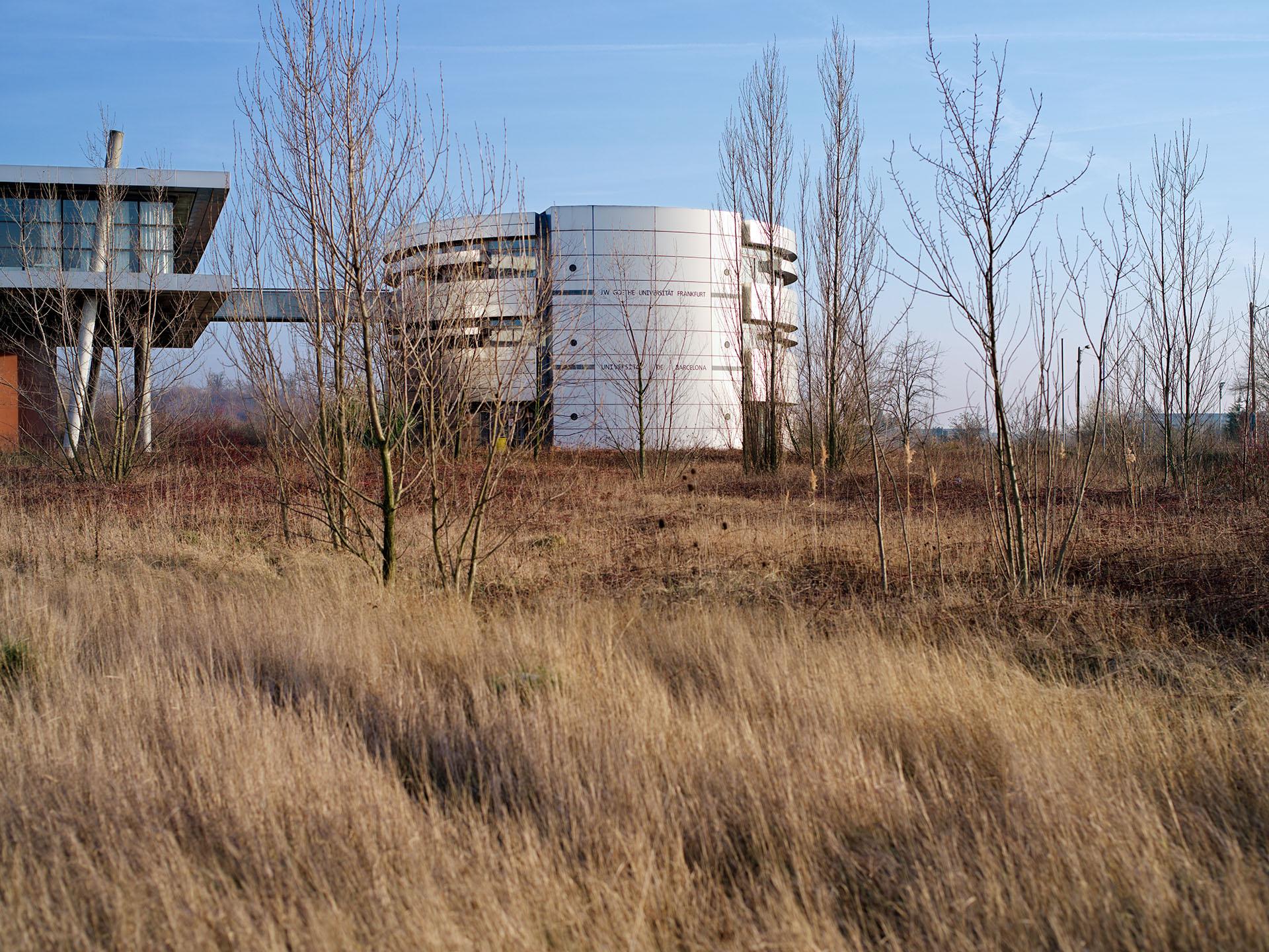 Centre de Langues et Informatique FILTRE, Bâtiment MINERVE - AFAA Architecture - 2011