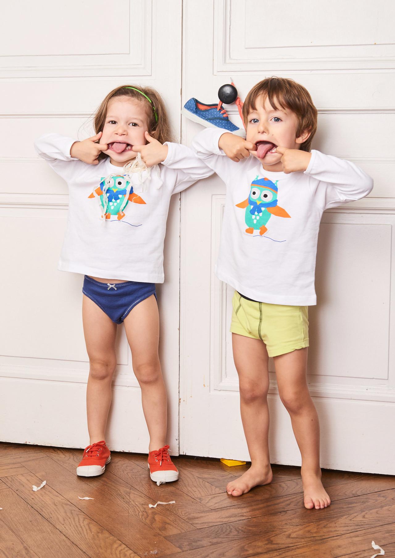 Haut Les Mains - Collection Enfant 2015-2016