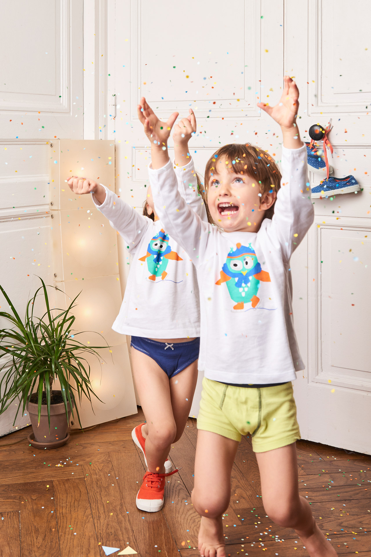 Haut Les Mains - Collection Enfant 2015-2016